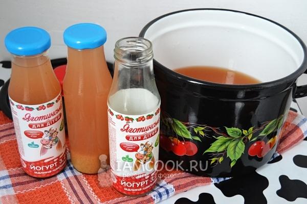 Яблочный сок на зиму без сахара