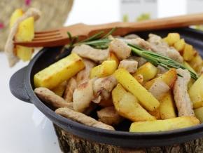 Какое мясо к жареной картошке 9