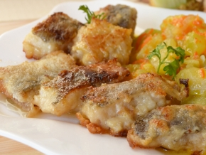 Рецепт диетических блюд из минтая 9