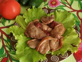 Утиная грудка с клубникой, маком и семенами спельты, пошаговый рецепт с фото