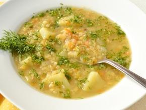 как приготовить чечевичный суп в мультиварке