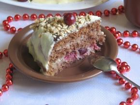 рецепт торта со сметанным кремом в мультиварке