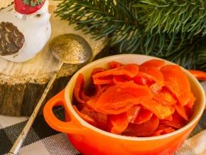 джем из моркови на зиму рецепты с фото