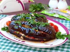 фаршированные овощи - рецепты, статьи на