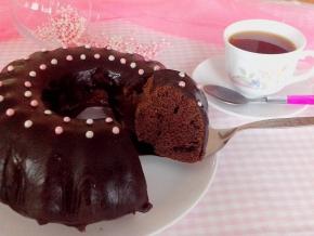как приготовить кекс из шоколада