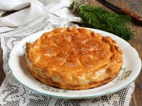 Как сделать мясной пирог фото 18