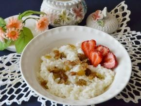 Лучшая рисовая каша рецепт