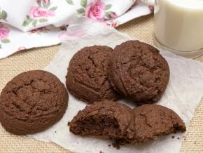 рецепт шоколадного песочного печенья