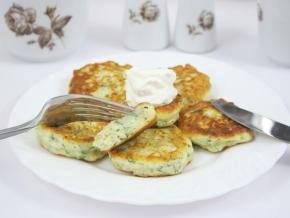 сырники из творога с зеленью рецепт