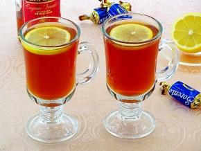 Грог чайный, пошаговый рецепт с фото