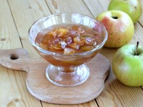 экзотические рецепты варенья из яблок