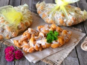Заготовка-заморозка для витаминного морса – кулинарный рецепт