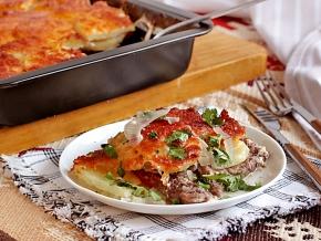 Горячее второе блюдо рецепт с фото #8