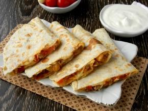 Кесадилья мексиканская — рецепт с фото