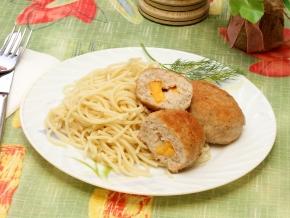 Котлеты с сыром (98 рецептов с фото) - рецепты с фотографиями на Поварёнок.ру