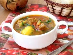Бозбаш рецепт приготовления азербайджанская