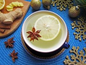 Полезные чаи для весны, пошаговый рецепт с фото