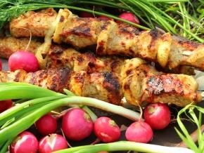 маринад для шашлыка из свинины на майонезе