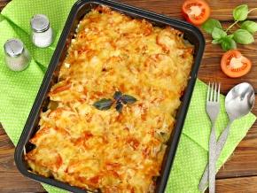 мясо по французски помидорами и картошкой рецепт с фото