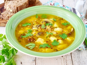 рецепт постного супа - рецепты, статьи на