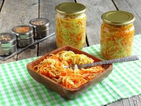 рецепты на зиму из моркови с фото