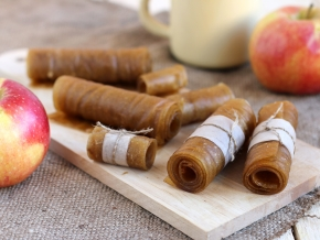 рецепт пастилы из яблок в духовке