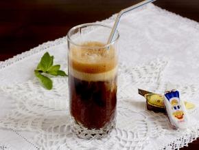 Арбузный фраппе, пошаговый рецепт с фото