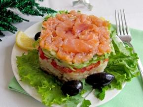 Тартар из сыра и лосося / Блюда из лосося / TVCook: пошаговые ... | 218x290