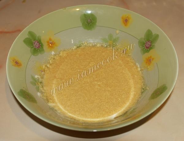 Овсяное печенье с глазурью – кулинарный рецепт