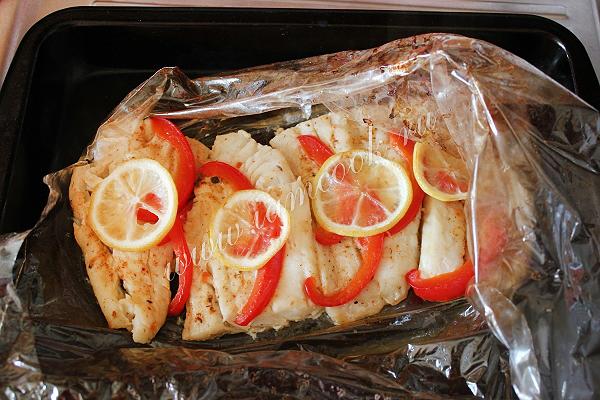 рецепты филе камбалы с фото