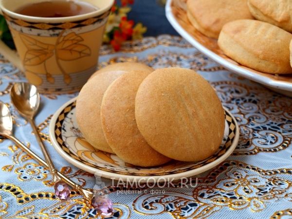 рецепт вкусного печенья на кислом молоке