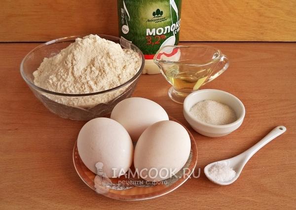 тесто - рецепты, статьи на