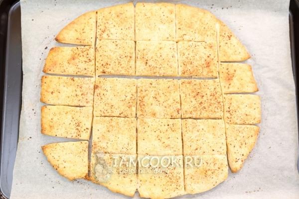 Запечь печенье на кефире