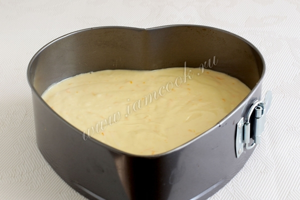 Тесто для бисквита на кефире