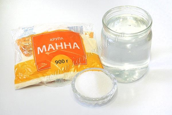 Манная каша (63 рецепта с фото) - рецепты с фотографиями на Поварёнок.ру