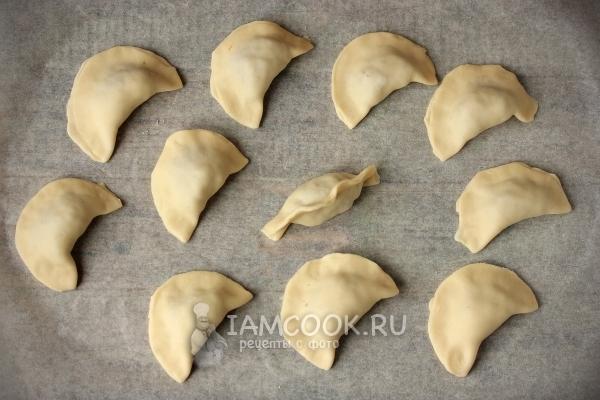 Сибирские пельмени, пошаговый рецепт с фото