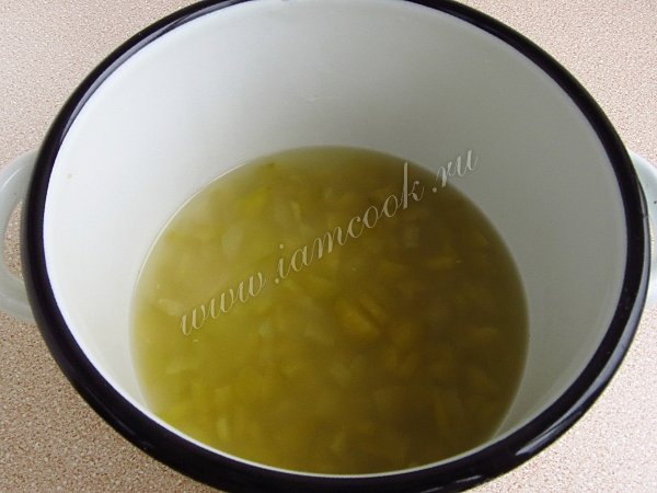 Рассольник с почками, пошаговый рецепт с фото