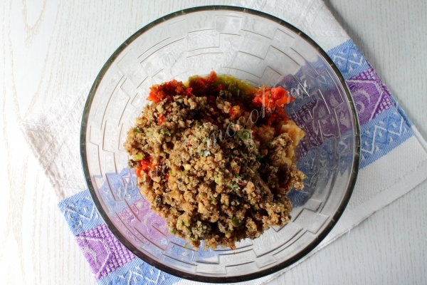 Аджика по-абхазски – кулинарный рецепт