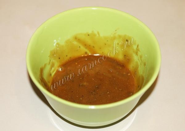 Ростбиф в карамели, пошаговый рецепт с фото