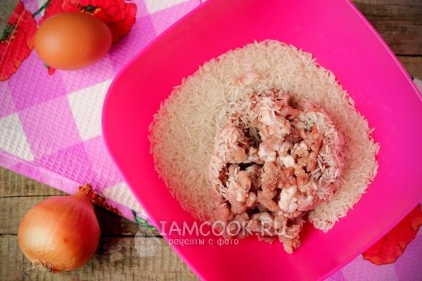Как приготовить пропаренный рис в микроволновке