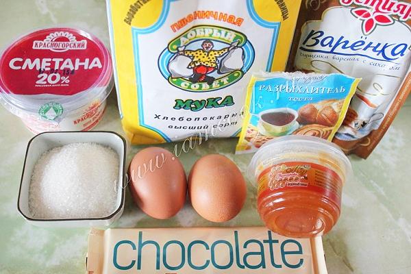 """Торт """"Добос"""" – кулинарный рецепт"""