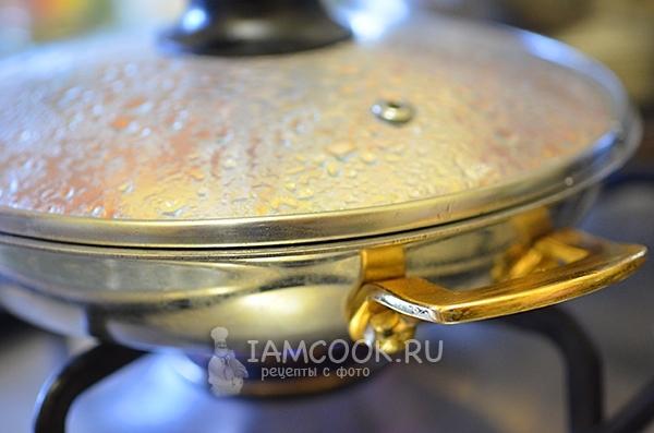 Шакшука , пошаговый рецепт с фото