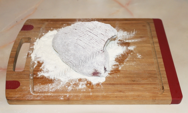 Ростбиф с хреном и огурцами, пошаговый рецепт с фото