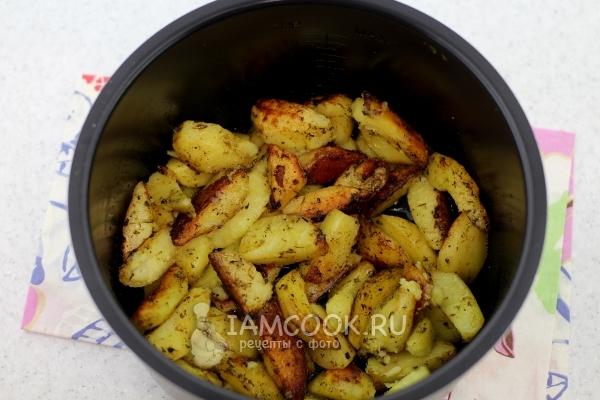 Рецепты картошка для мультиварки пошагово