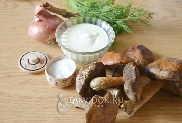 рецепты со сметаной - рецепты, статьи на