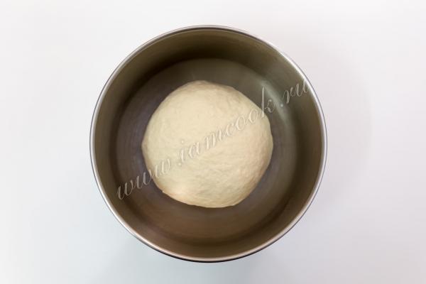 Тесто для белого хлеба
