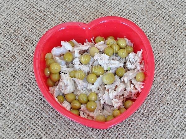 Заливное из курицы с желатином, пошаговый рецепт с фото