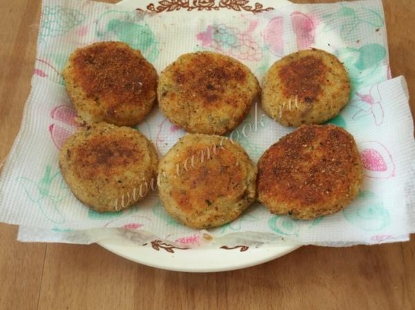 Картофельные котлеты (52 рецепта с фото) - рецепты с фотографиями на Поварёнок.ру