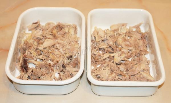 """Холодец из двух видов мяса """"Двое"""", пошаговый рецепт с фото"""