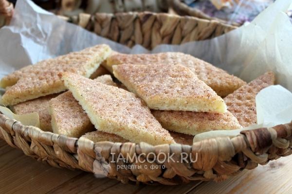 """Печенье """"земелах"""" – кулинарный рецепт."""